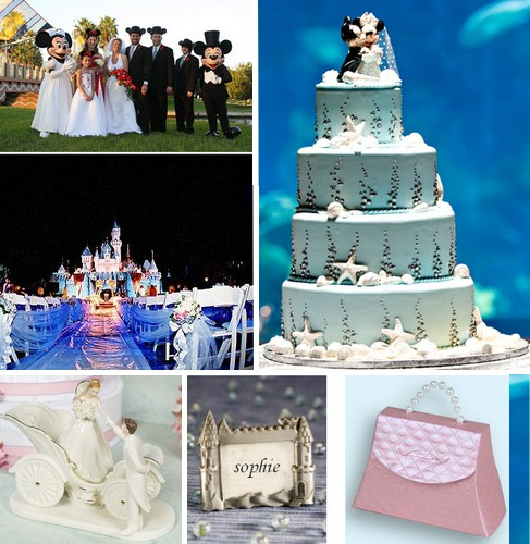 D Coration Mariage Conte De F E Disney