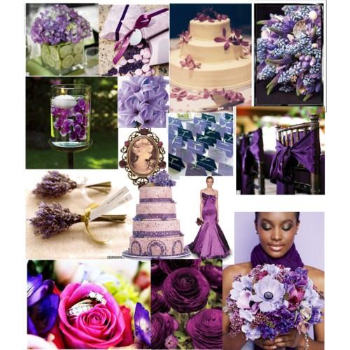 Décoration de mariage violet – Décoration Mariage Tendance