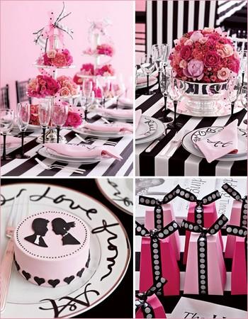 decoration mariage gourmandise