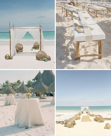Mariage tropical d coration mariage tendance for Decoration 50 ans homme