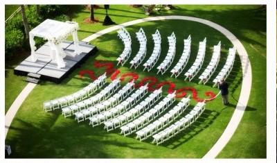 ... mariage : extérieur ou intérieur ? – Décoration Mariage Tendance