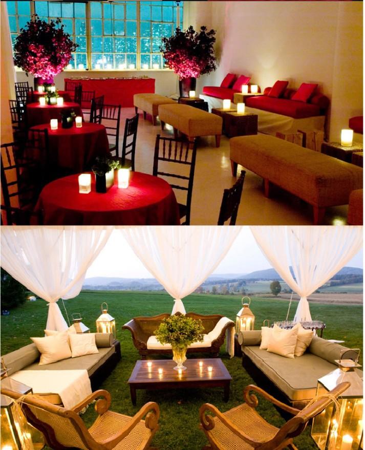 espace lounge pour mariage la creme de la creme d coration mariage tendance. Black Bedroom Furniture Sets. Home Design Ideas