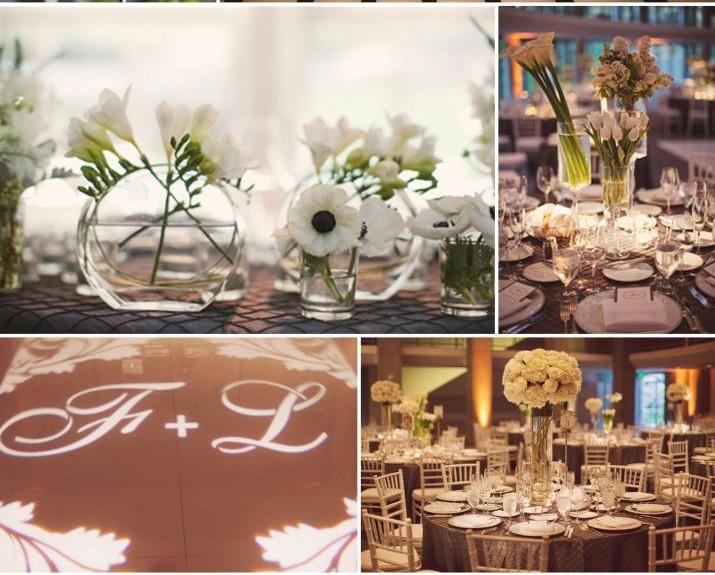 vrai-mariage-gris-vert2.jpg (715×575)  Déco // Tables & Salles ...