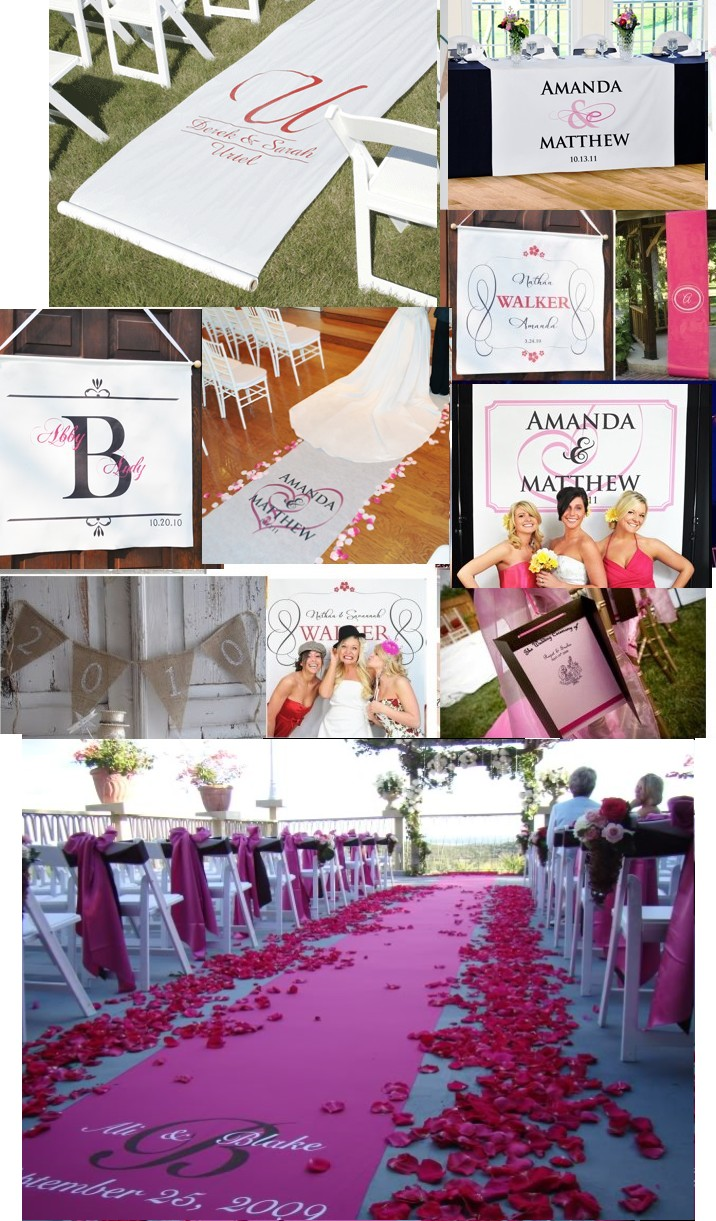 tapis pour l'église: un mariage royal – Décoration Mariage ...