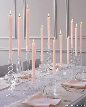 centre de table magique les bougies - Centre De Table Bougie