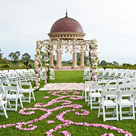 Mariage naturel theme golf d coration mariage tendance for Decoration ceremonie