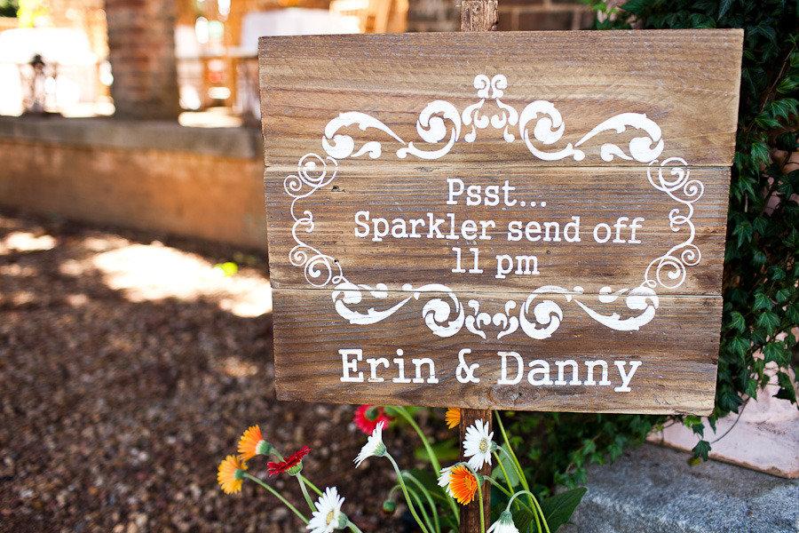Sehr Des panneaux en bois pour un mariage – Décoration Mariage Tendance IL16