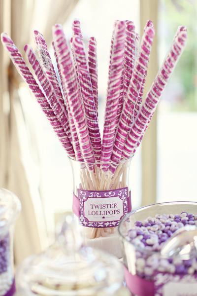 m'ms violets