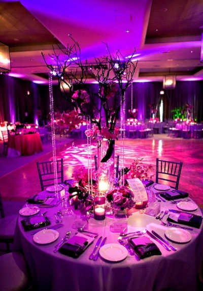 wedding ideas with purple theme d 233 co de table de mariage violet d 233 coration mariage tendance 28363