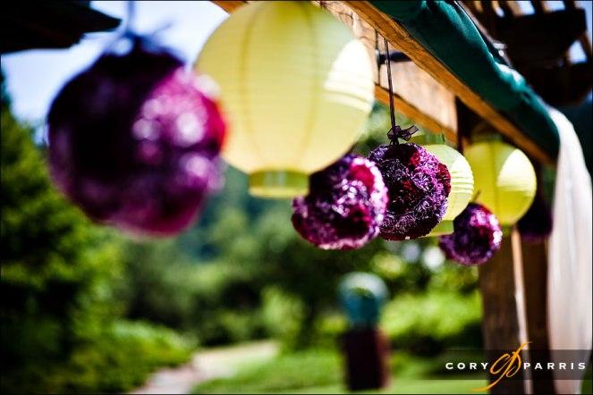 deco-boule-fleur-violette