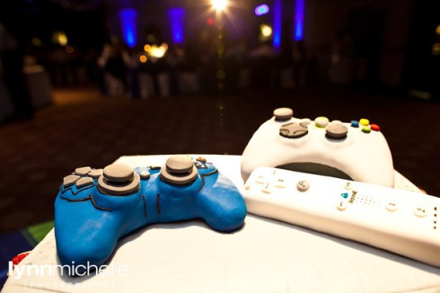 manettes-play-station-gateau