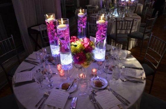 Quels centres de table pour mon mariage