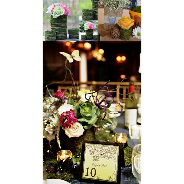 pot-mousse-verte-centre-table