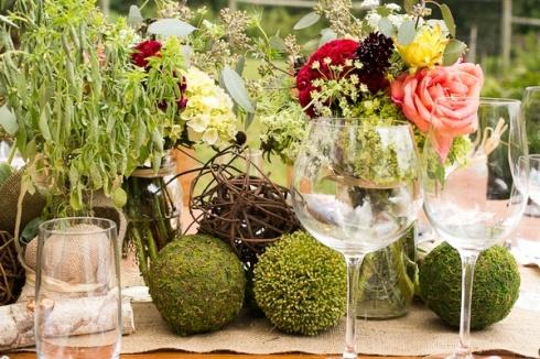 mousse-verte-decor-table