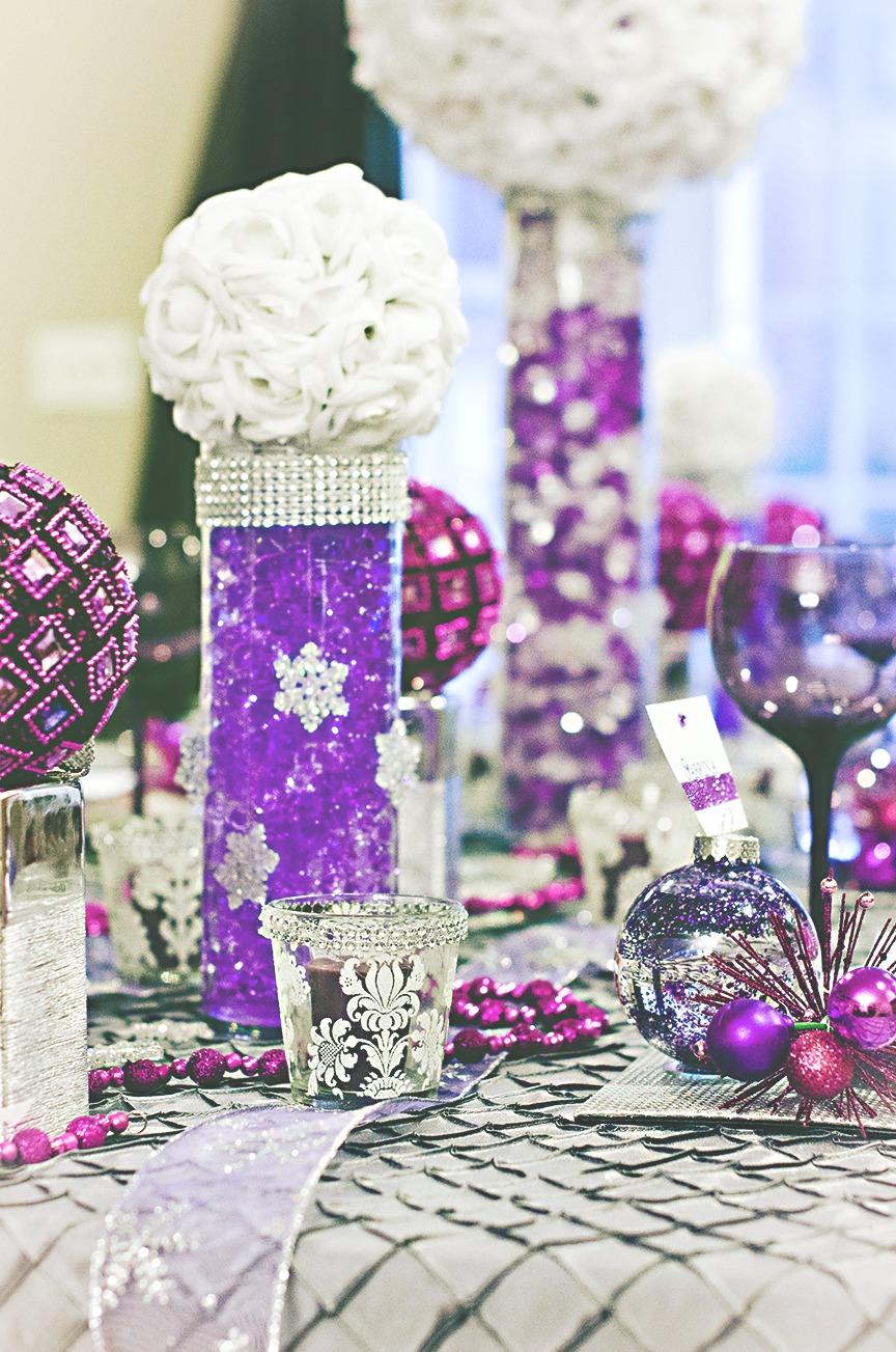 Boules Decoratives Roses