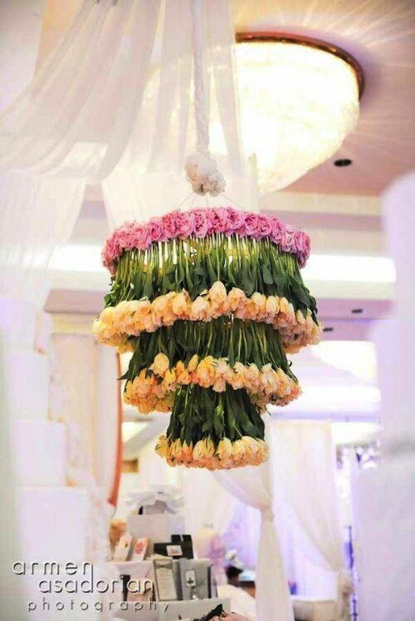lustre-de-fleurs
