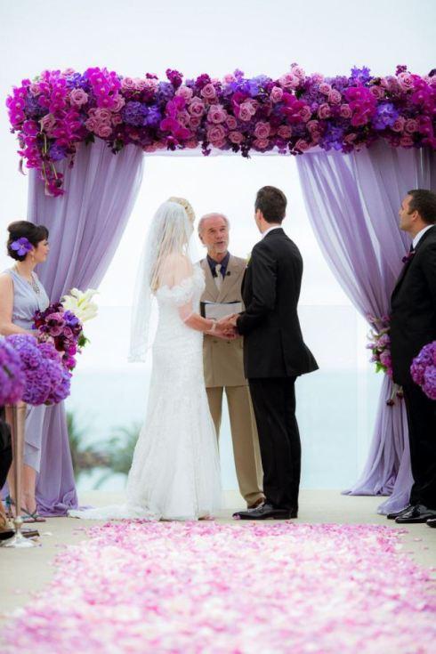 decoration-ceremonie-violette