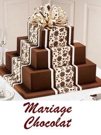 Mariage-chocolat