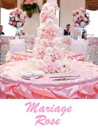 Mariage-Rose