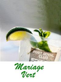 Mariage-Vert