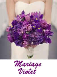 Mariage-Violet