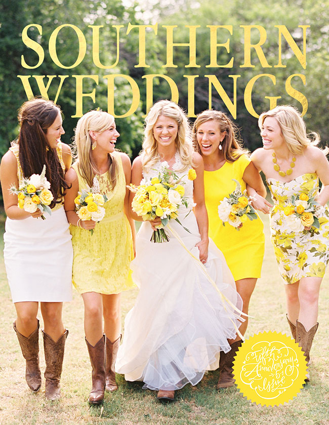 southern wedding blog