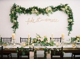 Comment cr er une decoration de mariage champetre originale d coration mariage tendance - Decoration table champetre jardin la rochelle ...