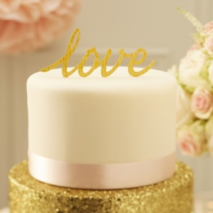 decor-gateau-love-pailletee