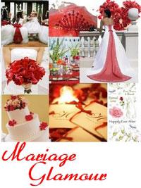 Mariage-glamour