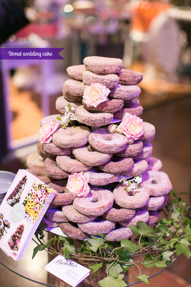 wedding-cake-donuts