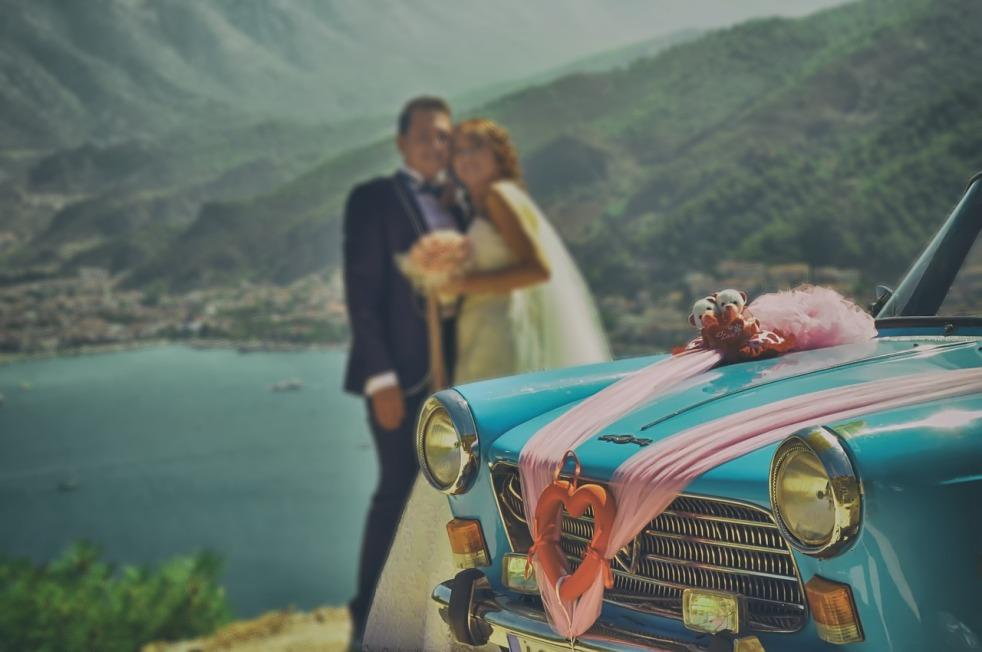 organiser un mariage vintage