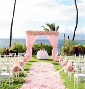 mariage-ceremonie-rose