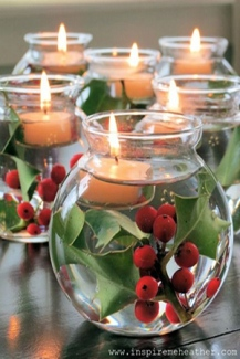 wedding-floating-centerpieces-with-candles-and-floral