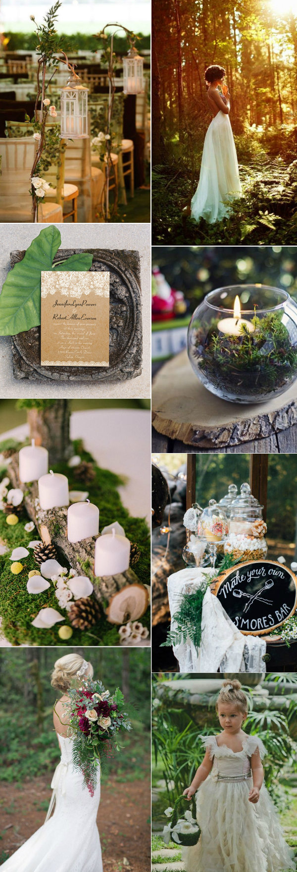 dreamy-and-enchanted-woodland-inspired-wedding-ideas